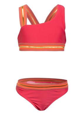 molo Bustier-Bikini NICOLA mit Glitzergarn