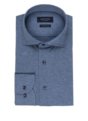 PROFUOMO Hemd THE KNITTED SHIRT Slim Fit