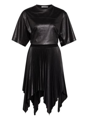 GIVENCHY Kleid in Lederoptik