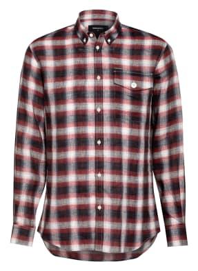 DSQUARED2 Leinenhemd Regular Fit