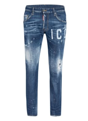 DSQUARED2 Destroyed Jeans ICON Extra Slim Fit