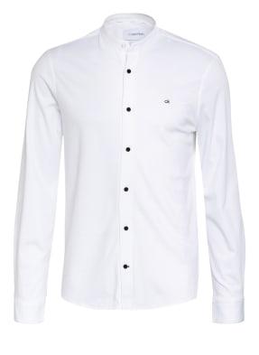 Calvin Klein Jerseyhemd Slim Fit mit Stehkragen