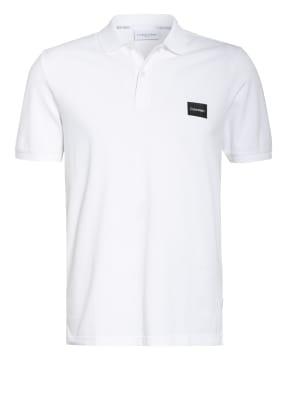 Calvin Klein Piqué-Poloshirt Slim Fit