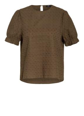 JOOP! Blusenshirt BETSIE aus Lochspitze