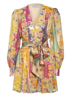 ETRO Kleid ISCHIA mit Seide