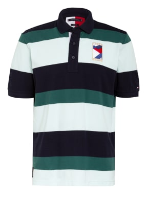 TOMMY HILFIGER Piqué-Poloshirt Casual Fit