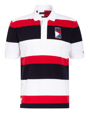 TOMMY HILFIGER Piqué-Poloshirt Casual Fit