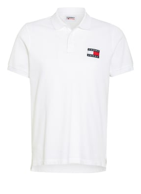 TOMMY JEANS Piqué-Poloshirt