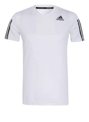 adidas T-Shirt AEROREADY mit Mesh-Einsatz