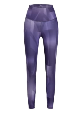 Reebok Tights LUX BOLD HIGH RISE VECTOR