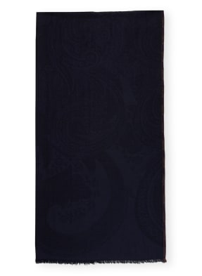 ETRO Schal mit Seide und Cashmere