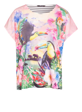 Princess GOES HOLLYWOOD T-Shirt im Materialmix