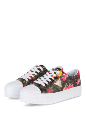 GUESS Plateau-Sneaker BRODEY3