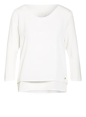 Betty Barclay Blusenshirt im Materialmix mit 3/4-Arm