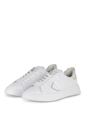 PHILIPPE MODEL Plateau-Sneaker TEMPLE LOW