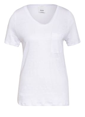 ALLUDE T-Shirt aus Leinen
