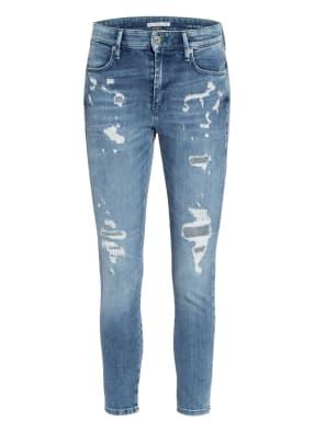 MAC DAYDREAM Destroyed Jeans SKINNY
