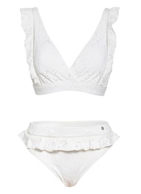 BEACHLIFE Bikini-Hose BLANC DE BLANC