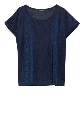 twenty six peers T-Shirt mit Glitzergarn