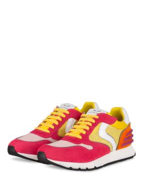 VOILE BLANCHE Plateau-Sneaker JULIA POWER