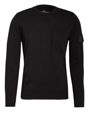 STONE ISLAND SHADOW PROJECT Pullover mit Seide