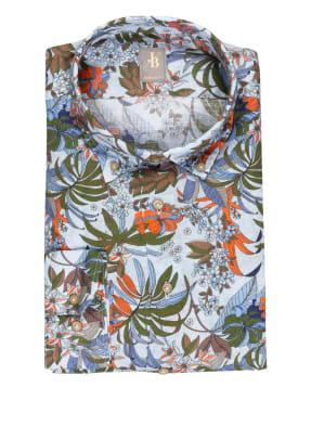 Jacques Britt Leinenhemd TREVISO Custom Fit