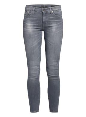 7 for all mankind Skinny Jeans mit Swarovski Kristallen