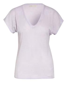 InWear T-Shirt FAYLINN aus Leinen