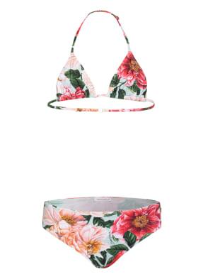 DOLCE&GABBANA Triangel-Bikini