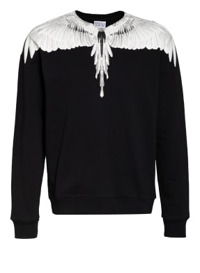 MARCELO BURLON Sweatshirt WHITE WINGS