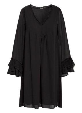 TRUE RELIGION Kleid mit Rüschen- und Volantbesatz