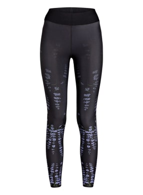 ultracor 7/8-Tights MUSCARI HYACINTH