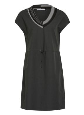 FABIANA FILIPPI Kleid mit Schmucksteinbesatz