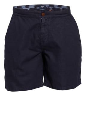 Superdry Shorts mit Leinen