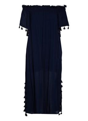 watercult Off-Shoulder-Kleid SOLID CRUSH
