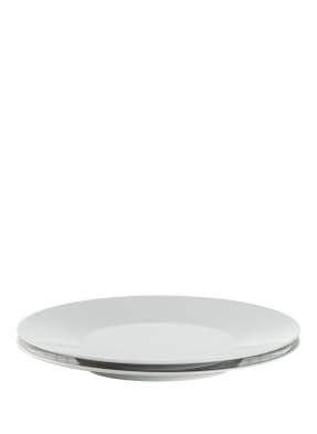 JOOP! 2er-Set Dessertteller FADED CORNFLOWER