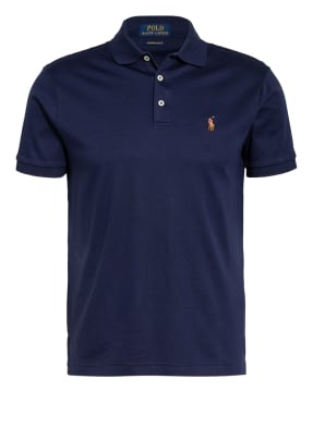 POLO RALPH LAUREN Jersey-Poloshirt Custom Slim Fit