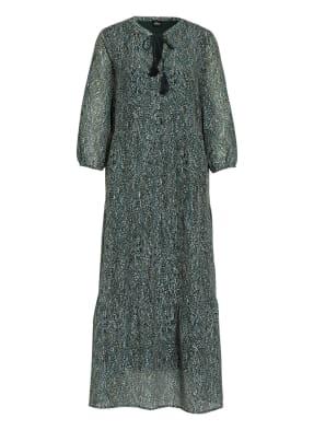 s.Oliver BLACK LABEL Kleid mit 3/4-Arm und Seide