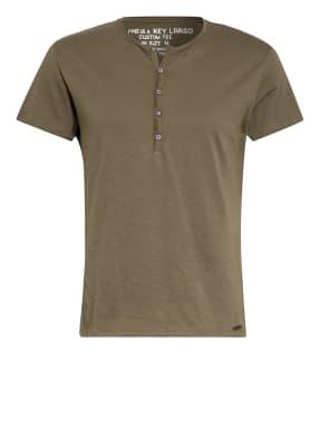 KEY LARGO Henley-Shirt LEMONADE