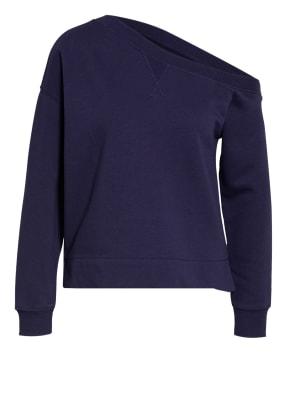 REISS Off-Shoulder-Sweatshirt POPPY