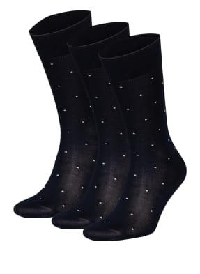 REISS 3er-Pack Socken MARIO mit Geschenkbox
