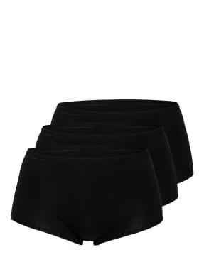CALIDA 3er-Pack Taillenpanties NATURAL COMFORT