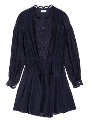 CLAUDIE PIERLOT Kleid RENZO mit Spitzenbesatz