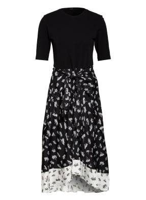 maje Kleid RAPRINA im Materialmix