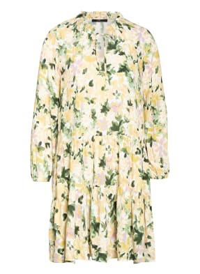 mavi Kleid mit Rüschenbesatz