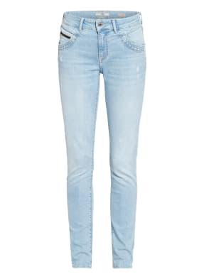mavi Skinny Jeans NICOLE mit Nietenbesatz