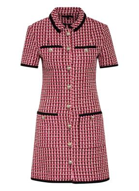 maje Tweed-Kleid RENALT