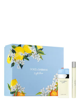 DOLCE & GABBANA Fragrances LIGHT BLUE