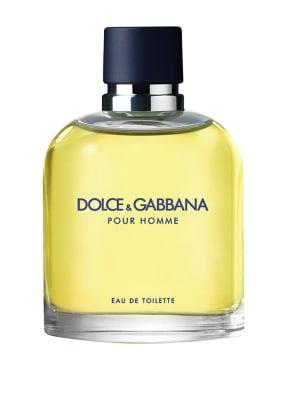 DOLCE & GABBANA Fragrances POUR HOMME