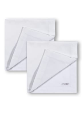 JOOP! 2er-Set Servietten STITCH
